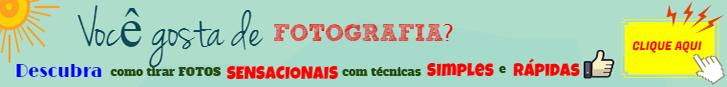 Curso de Fotografia Ponta a Ponta
